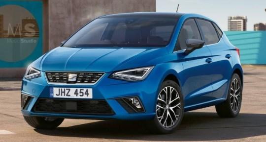 New SEAT Ibiza Motability Offer