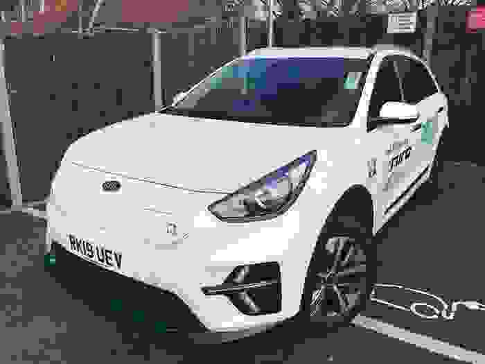 THE KIA E-NIRO HAS ARRIVED AT WEST END GARAGE