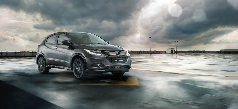 New Black Honda HR-V