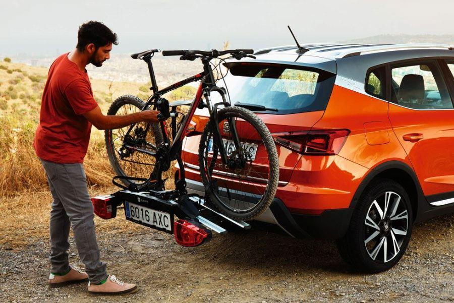 SEAT Bike Rack