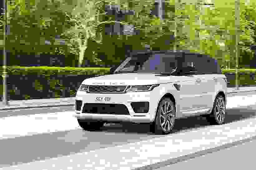 New Range Rover Plug-in Hybrid