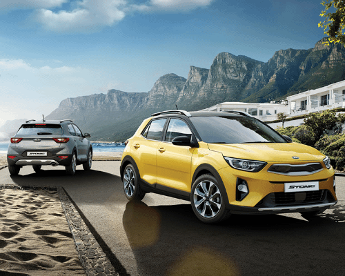 New KIA Stonic Cars For Sale