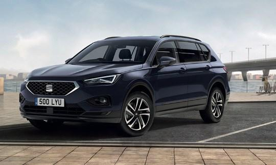 SEAT Tarraco Business Contract Hire Offer