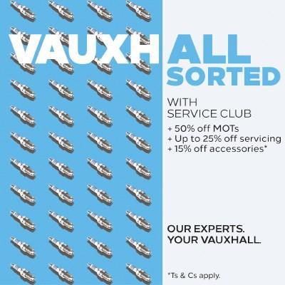 Vauxhall Service Club