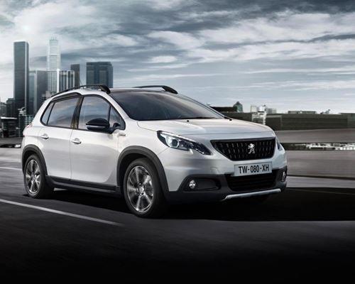 All-New Peugeot 2008
