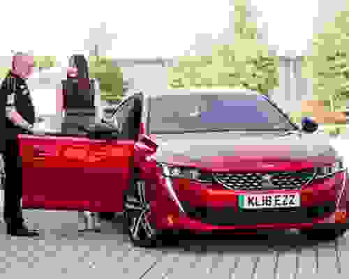 Peugeot 508 Fastback