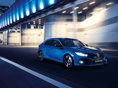 Honda Civic Business Lease Offer