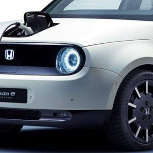 New Honda e