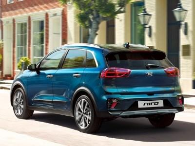 Kia Niro Self-Charging Hybrid Latest Offers