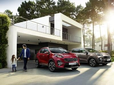 Kia Sportage Latest Offers