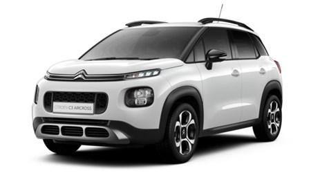 C3 Aircross at Just Motors