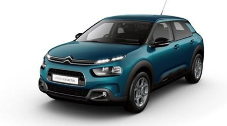 C4 Cactus at Just Motors