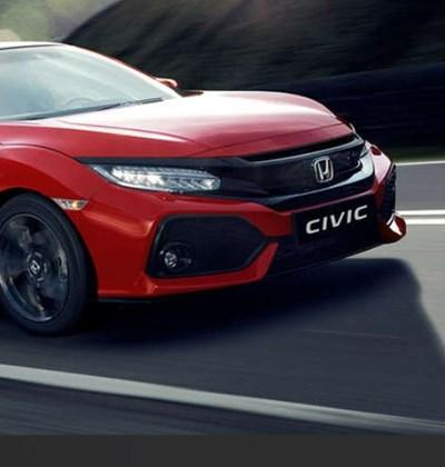 Honda Civic SR From £193.36