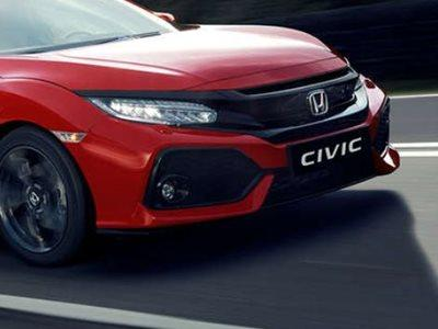 Honda Civic – Motability Offers