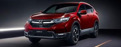 Honda CR-V Hybrid Business Lease Offer