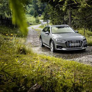 New Audi A4 Allroad