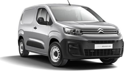 Berlingo Van at Just Motors