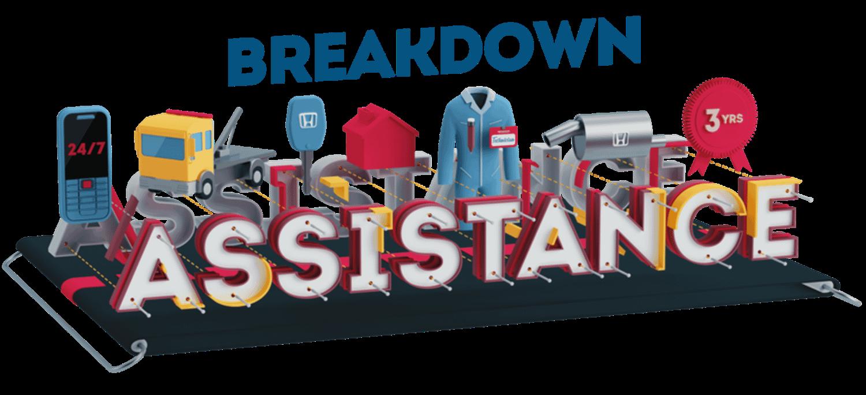 Honda Breakdown Assistance