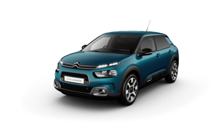 C4 Cactus Pure Tech 110 S&S manual Flair
