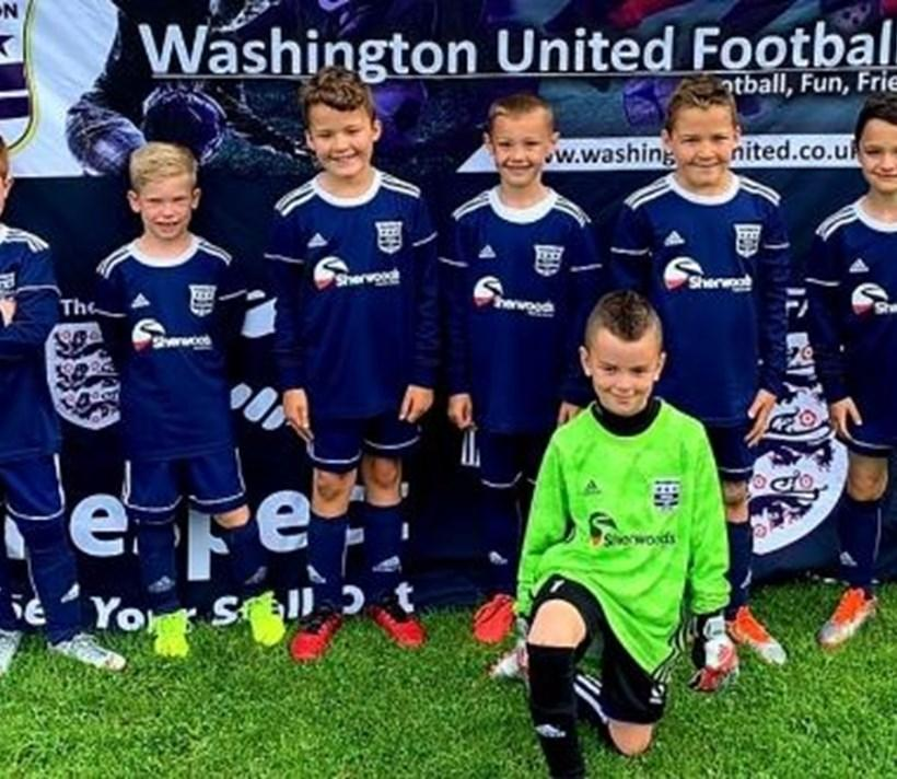 PROUD SPONSORS OF WASHINGTON UNITED