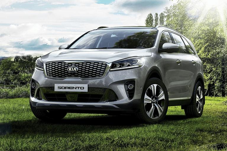 KIA SORENTO WINS AT AUTO EXPRESS USED CAR AWARDS 2020