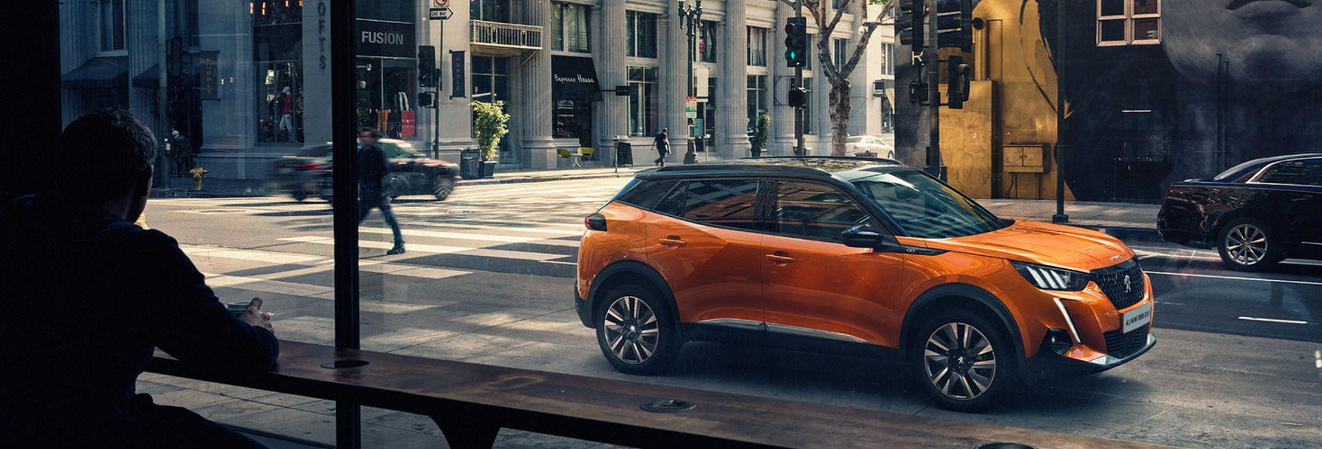 All-New Peugeot 2008 SUV