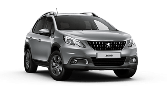 All-New Peugeot 2008 SUV at Sherwoods