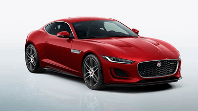 F-TYPE R-Dynamic Coupe