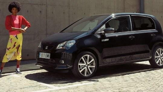 The SEAT Mii Electric on PCP