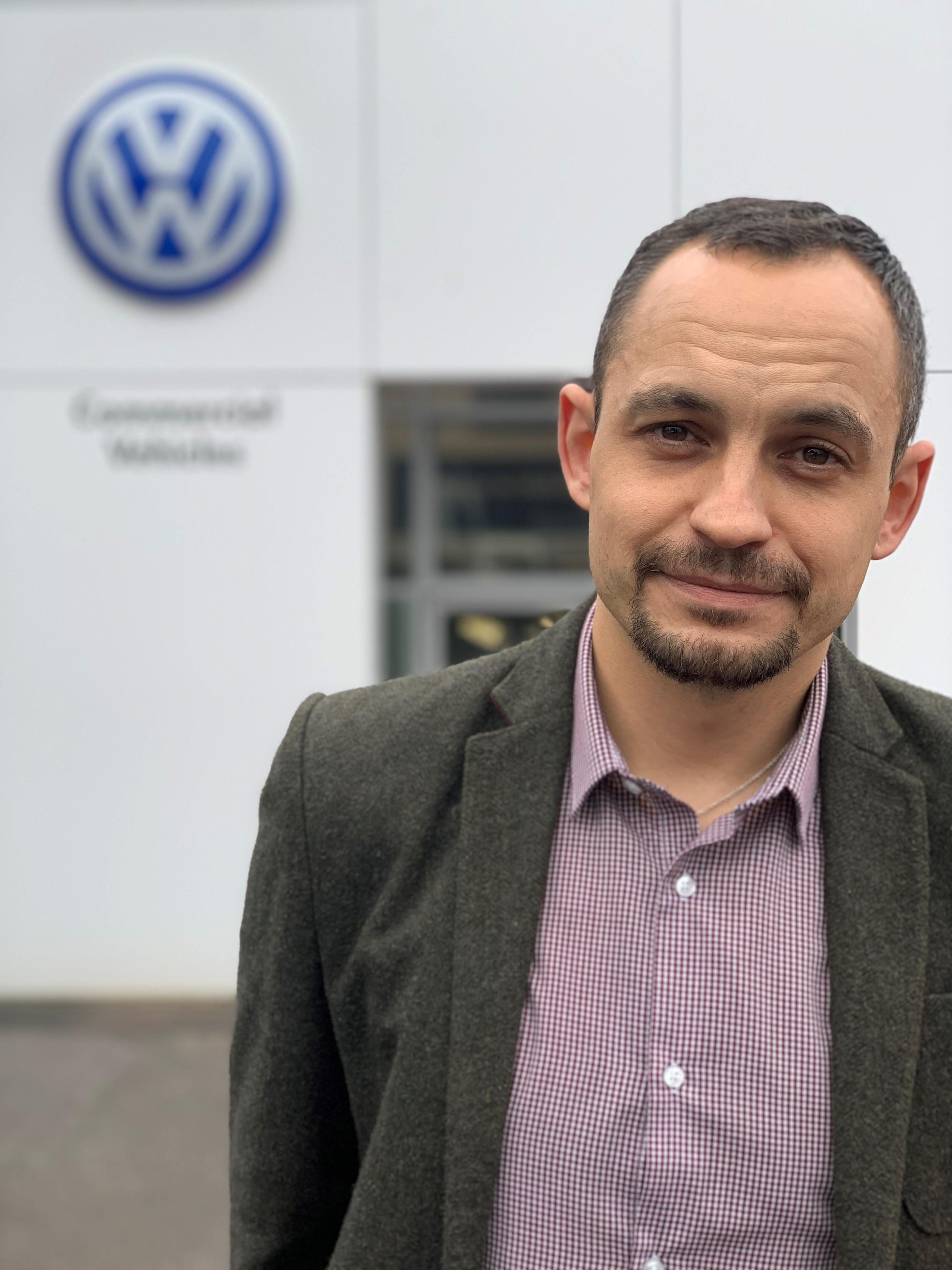 Glenn Hopkins - Volkswagen Commercial Vehicles Service Manager