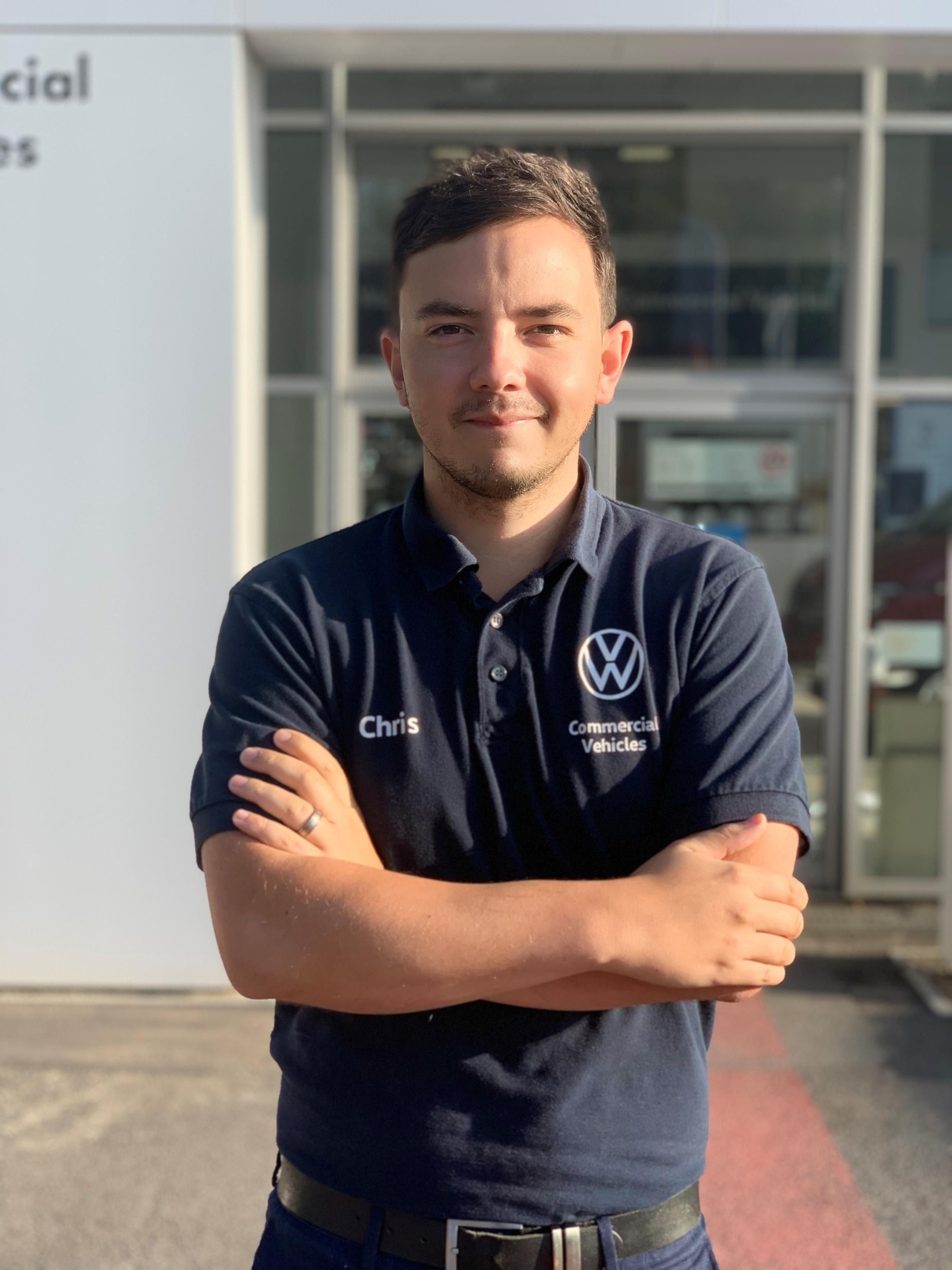 Christopher Thorn - Volkswagen Sales Executive