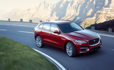 F-PACE 2.0d 180PS  R-Sport Auto AWD
