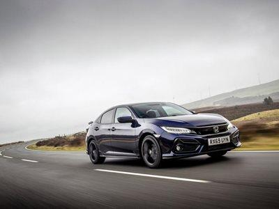 Honda Civic Sport 1.5 VTEC Turbo Sport From £191.92