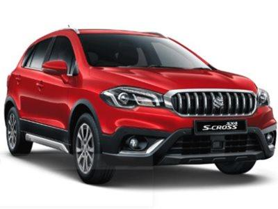 S-Cross - Motability Offers
