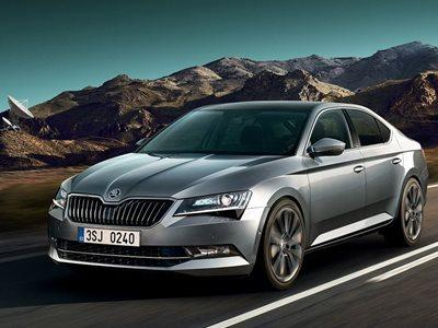 SKODA SUPERB 1.5 150PS SE