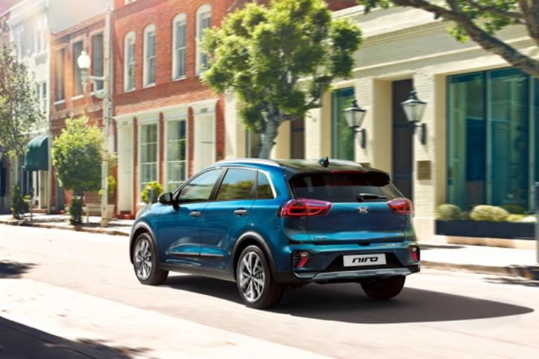 DRAYTON MOTORS REVEALS SPECIAL 'CONNECT' EDITION NIRO AND XCEED