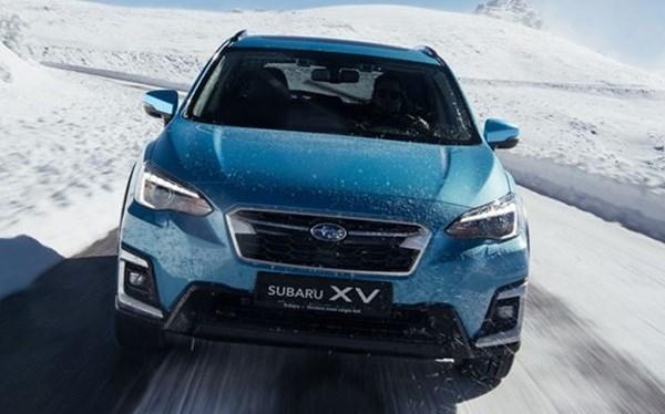 Subaru XV & XV E-Boxer 50/50 0% APR