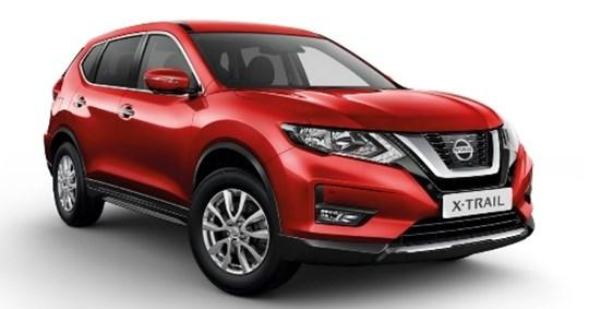 NISSAN X-TRAIL MOTABILITY OFFER