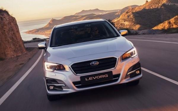 Subaru Levorg 2.0i GT Lineartronic PCP Offer
