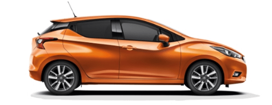 NISSAN MICRA BUSINESS CONTRACT HIRE OFFER