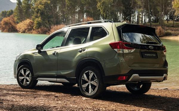 Subaru Forester e-Boxer 2.0i XE Premium Lineartronic PCP Offer