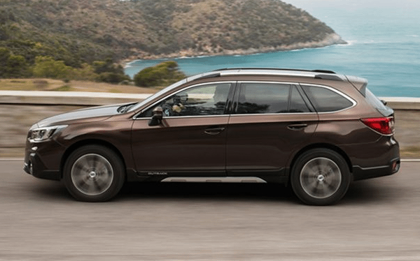 Subaru Outback 2.5i SE Premium Lineartronic PCP Offer