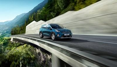 New Niro '3' Plug-In Hybrid