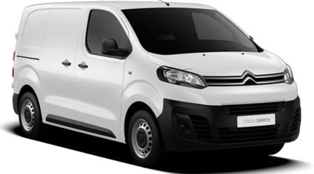 Dispatch Van at Just Motors