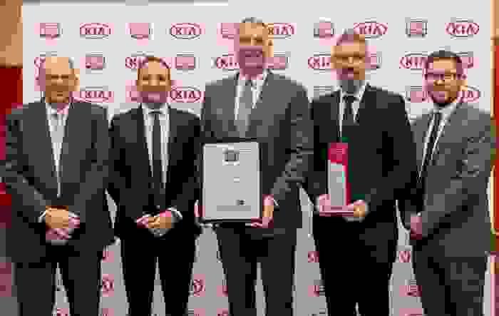 Dealer Excellence Award 2019