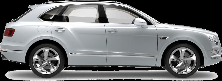 New Bentley Bentayga Hybrid