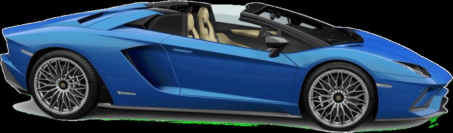 Aventador S Roadster