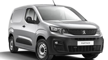 Partner Van at Just Motors