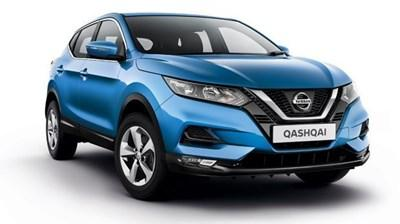 Nissan Qashqai Motability Offers