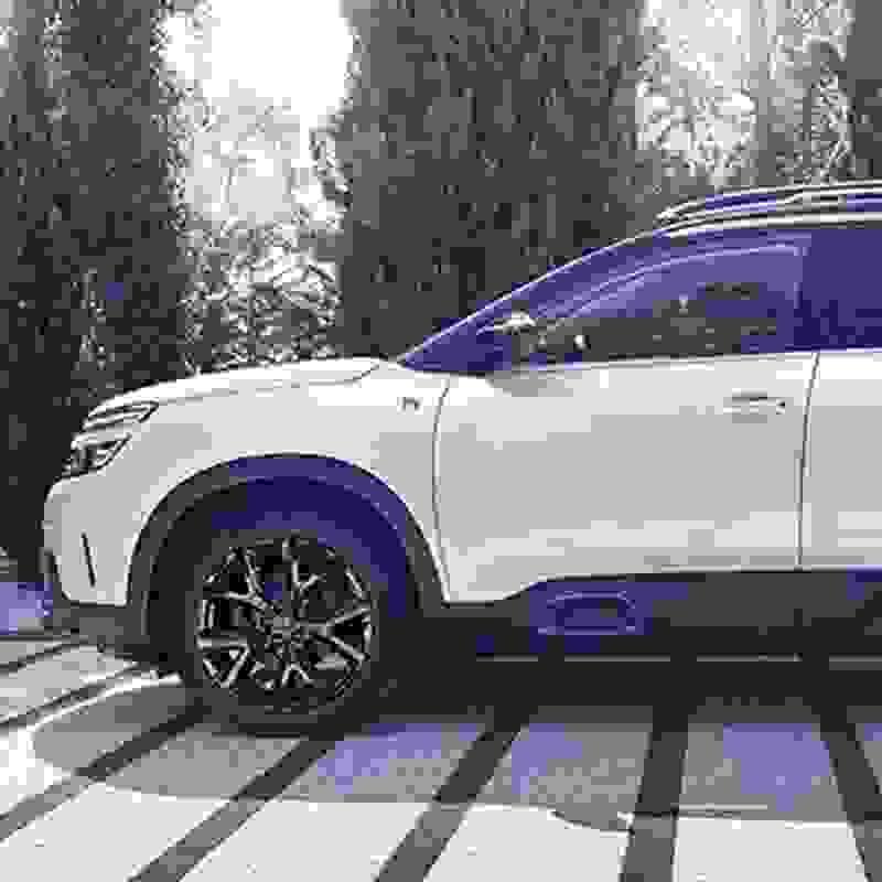 C5 Aircross SUV Hybrid